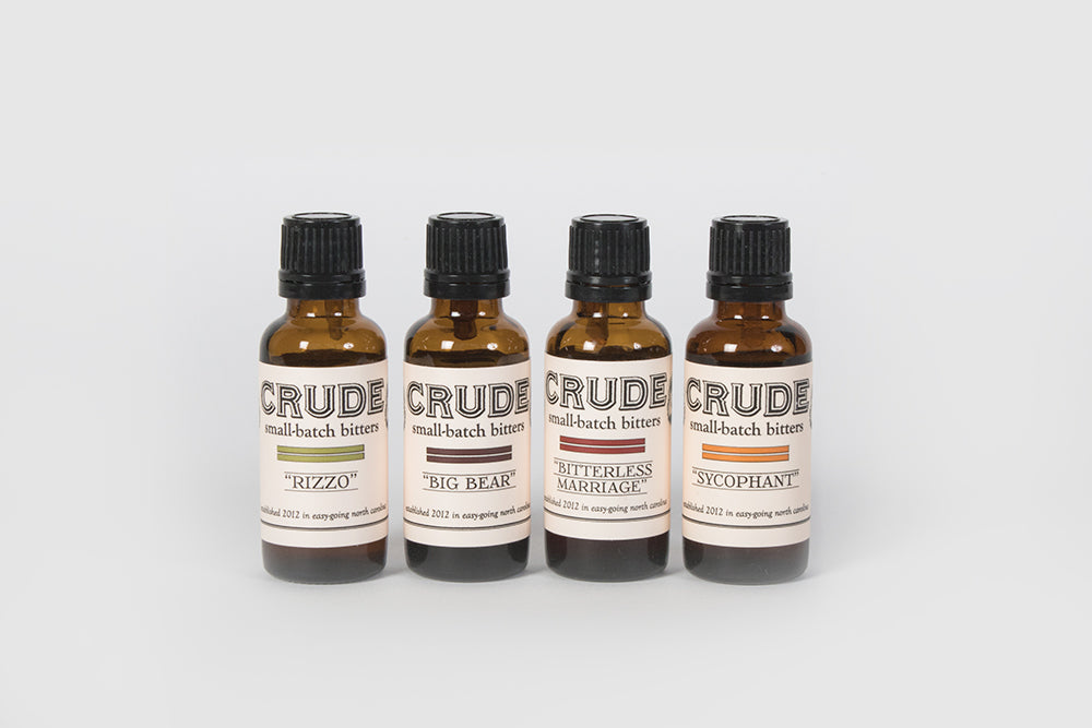 Crude Bitters Year-Round Sample Set