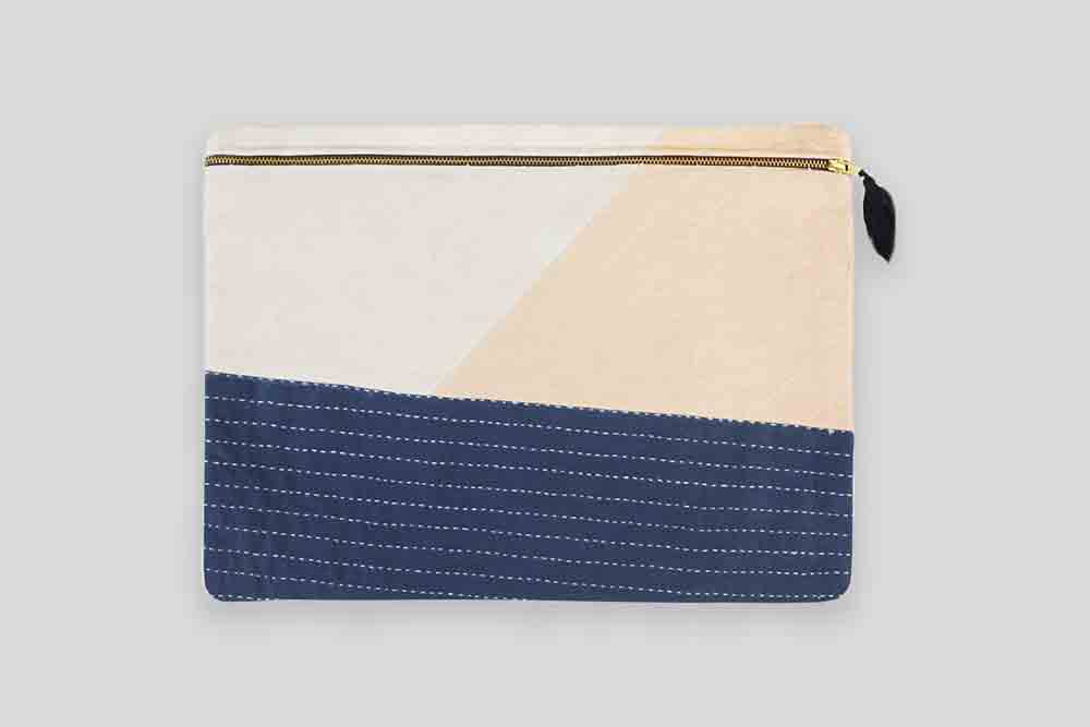 Anchal Project Slate Pouch