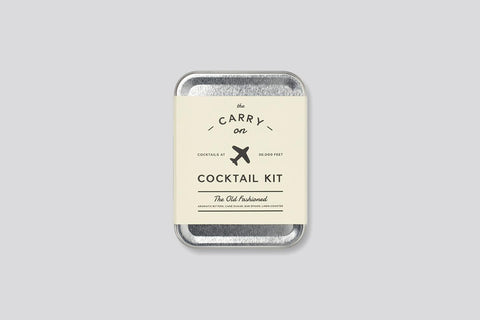 Carry On Cocktail Kit: The Old Fashioned