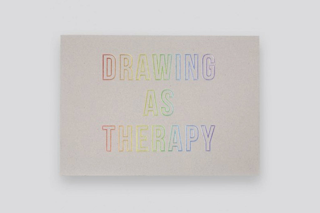Drawing as Therapy Sketchbook