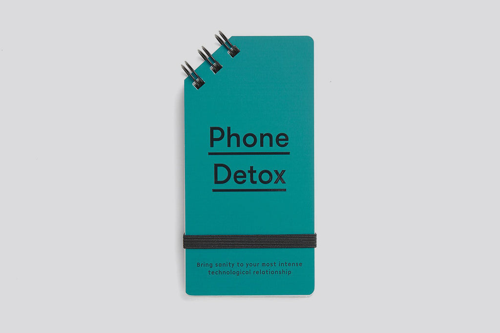 Phone Detox Notebook