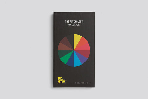 Psychology of Color Pencil Set