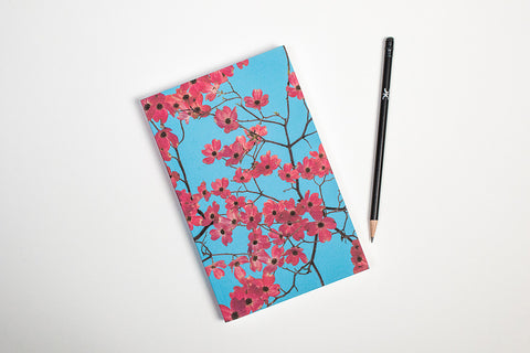 Fallen Fruit Notebook, Dogwood