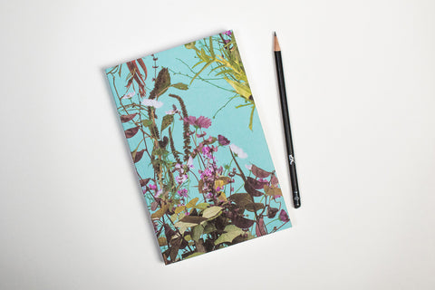 Fallen Fruit Notebook, Farm To Table