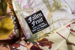 Fallen Fruit Wrap Scarf, Farm To Table