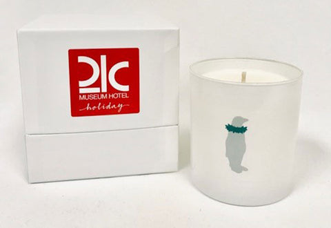 21c Holiday Candle