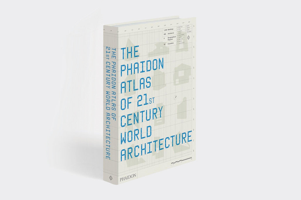 The Phaidon Atlas of 21st Century Architecture: Travel Edition