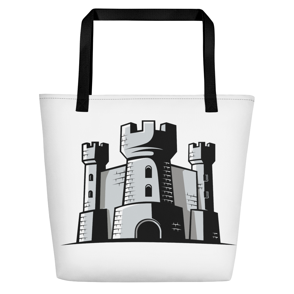 Beach Bag - The 6th Castle