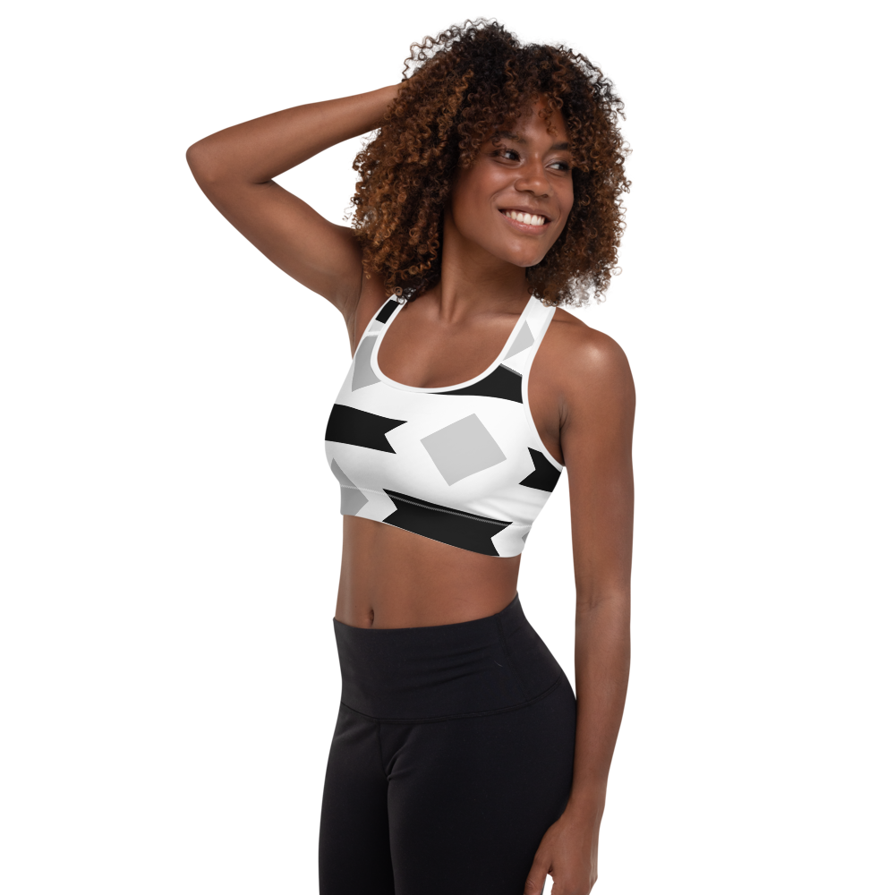 Padded Sports Bra - The 6th Castle