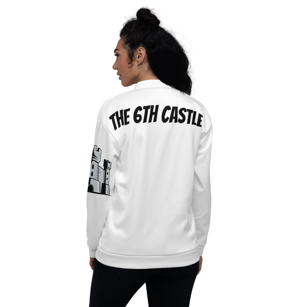 Unisex Bomber Jacket - The 6th Castle
