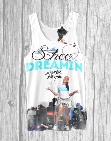 Dreamin' of Shoes / Tank Top