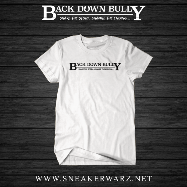 Backdown Bully / White