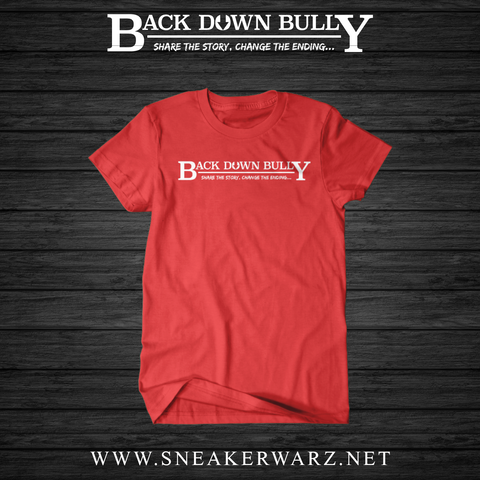 Backdown Bully / Red