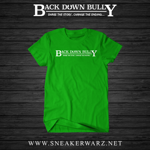 Backdown Bully / Lime Green