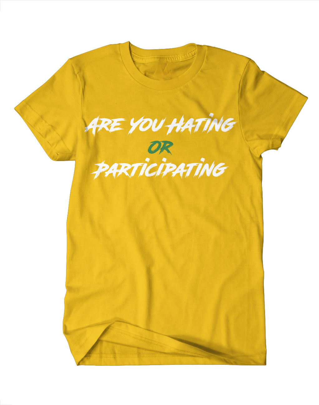 Are You Hating? Or Participating? - Pittsburgh Reverse