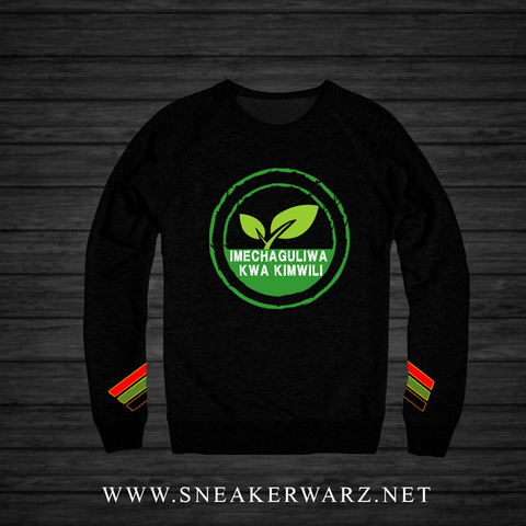 Organically Chosen (Crewneck) Swahili