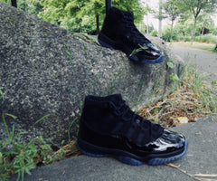 Nike Air Jordan 11's - Cap & Gown
