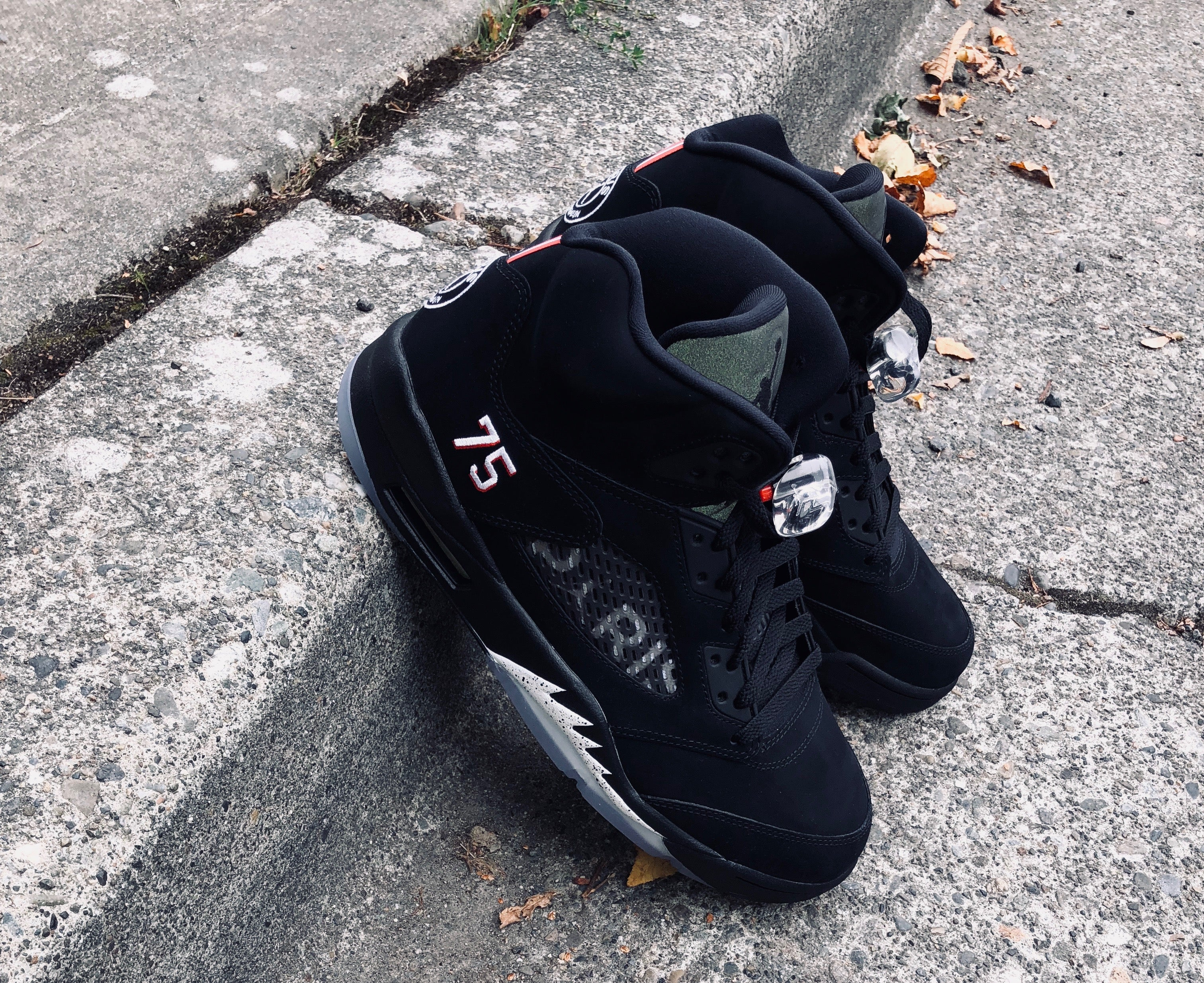 34f24e6f Air Jordan 5 Retro Paris Saint Grermain (Dead stock) – Sneaker Warz