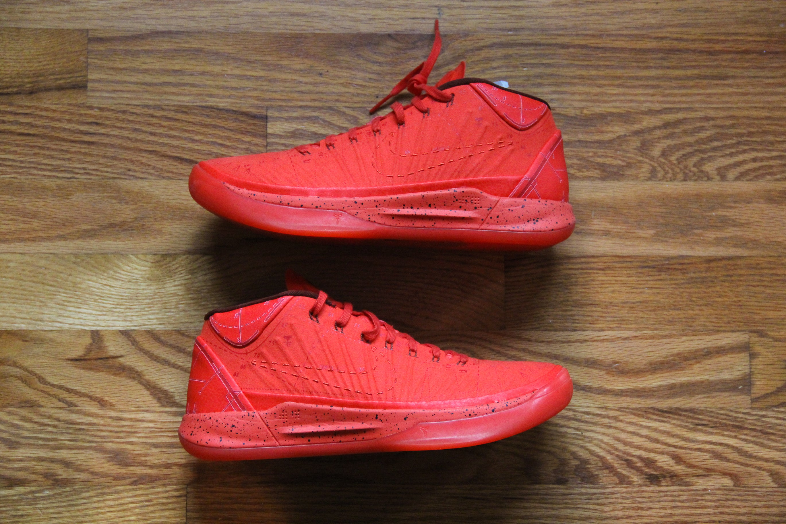 online retailer d5197 3aa7b Nike Kobe A.D. Mid Passion Red – Sneaker Warz