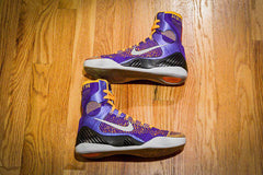 Kobe Elite 9 High Top (Laker)