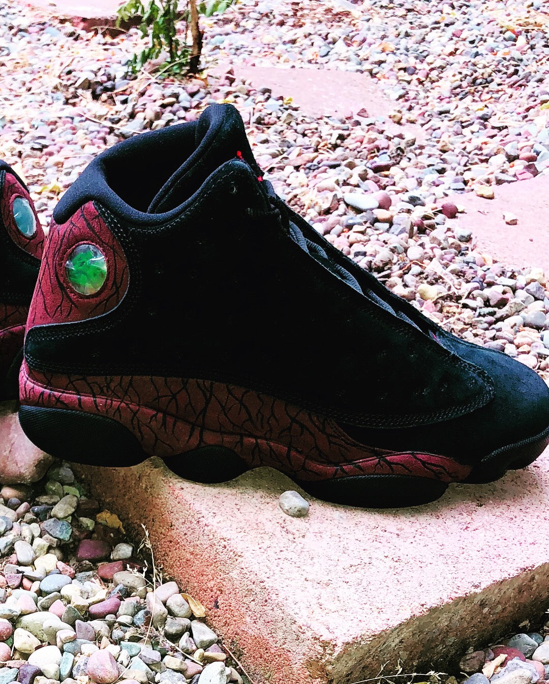 "AIR JORDAN 13 RETRO ""Deeply Rooted Olive"""