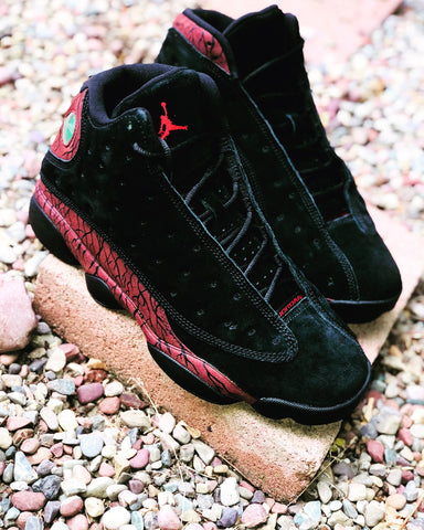 "AIR JORDAN 13 RETRO ""Deeply Rooted"""