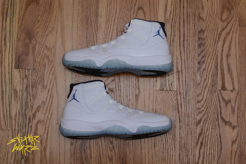 Nike Air Jordan Legend Blue RETRO 11