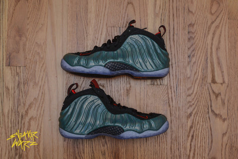 Nike Air Foamposite One (Gone Fishing)