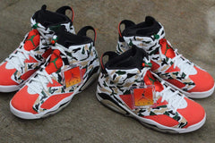 "Air Jordan 6 Retro ""Like Mike"" edition"