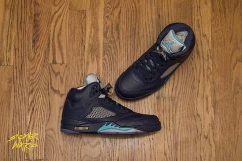 Nike Air Jordan Retro 5 (Midnight)