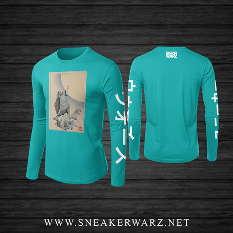 Moon Samurai (Long Sleeve)