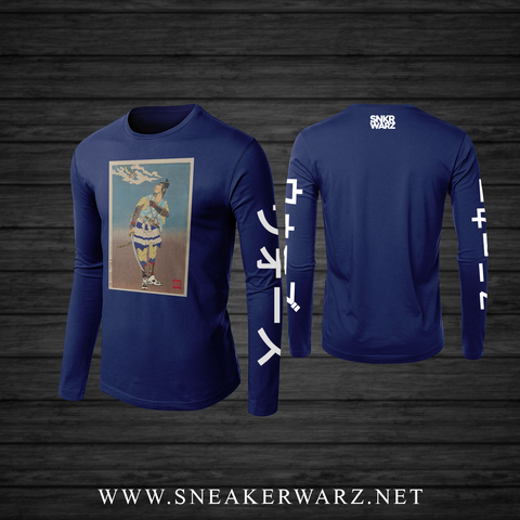 Olympic 6 Samurai (Long Sleeve)