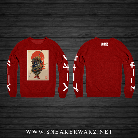 Red Samurai (Crewneck)