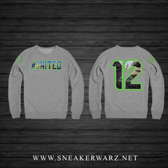 #United / Sweater-Grey