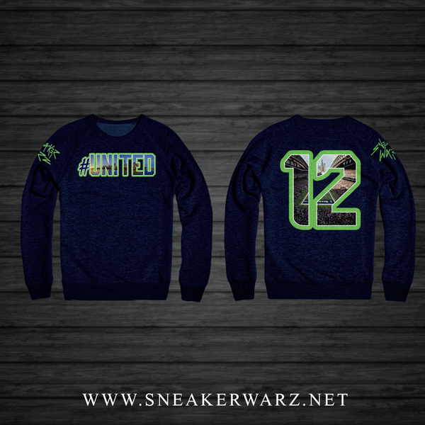 #United / Sweater-Navy
