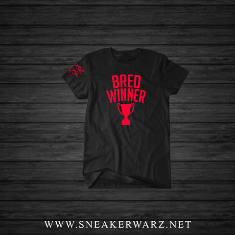 Bred Winner (T-Shirt)