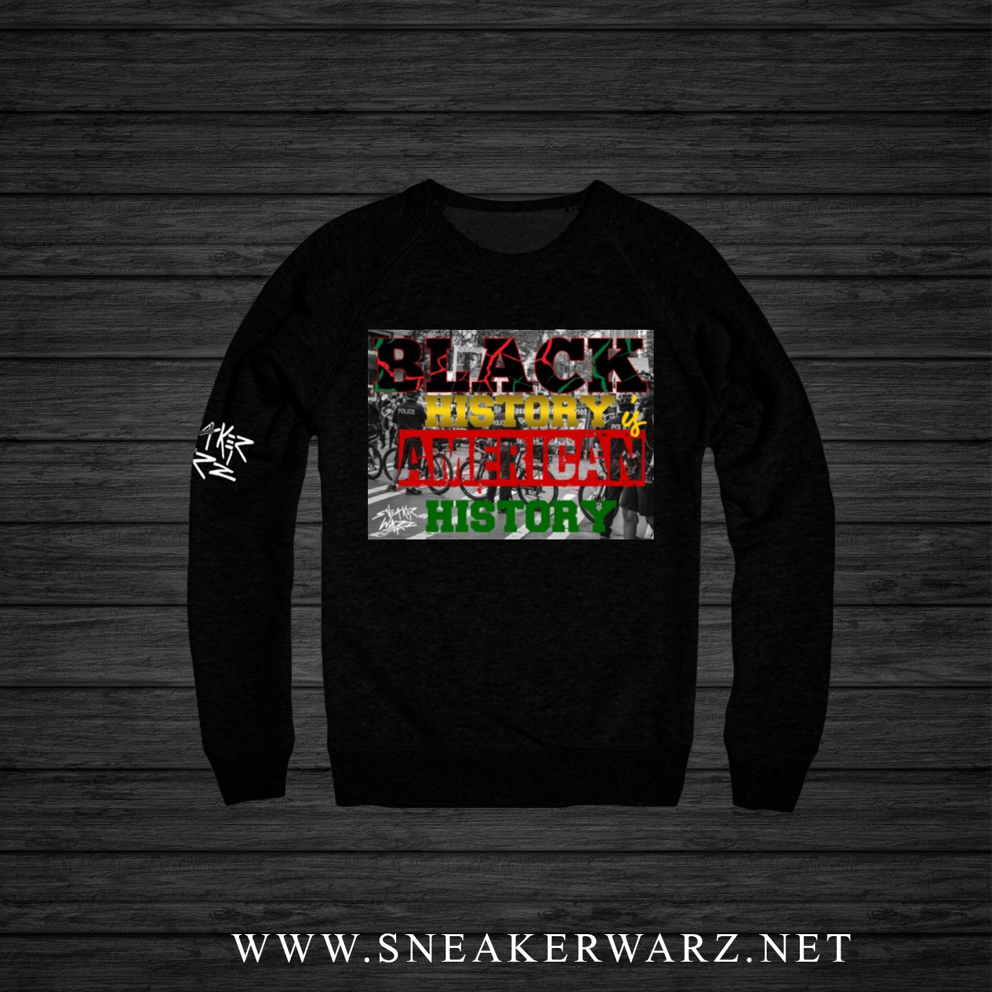 Black History Month (Crewneck)