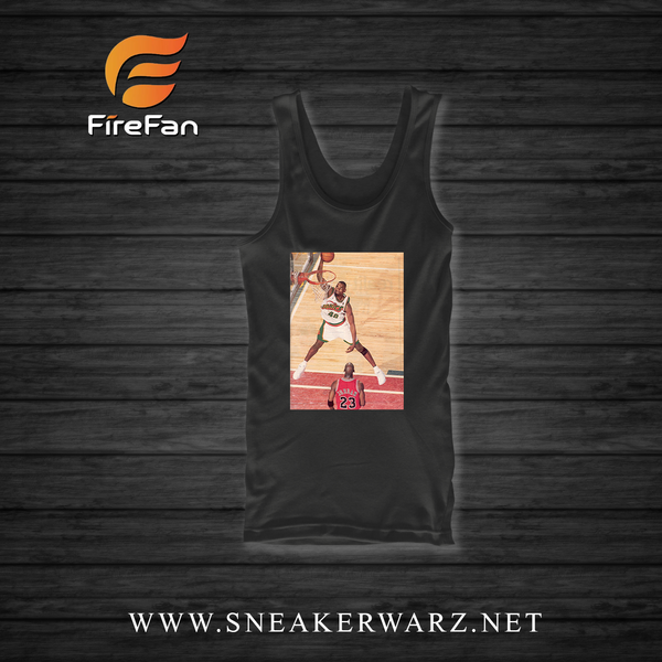 Classic Moments Shawn Kemp Tank Tops