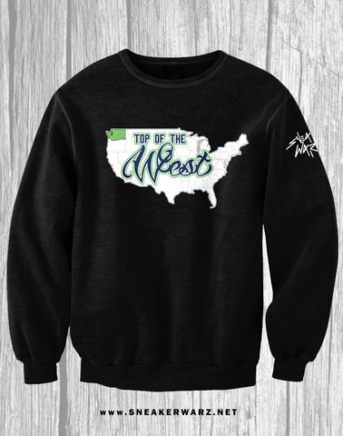Top of the West / Crewneck