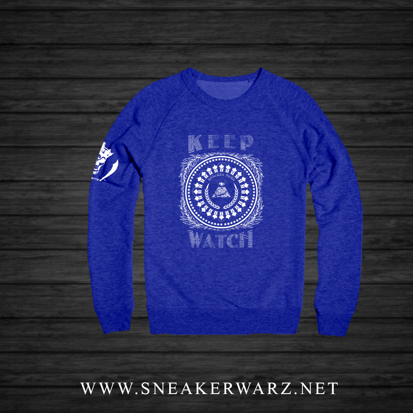 Keep Watch (Crewneck)