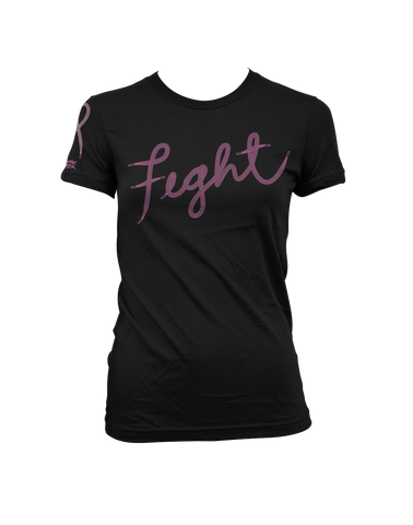 Fight - Breast Cancer Awareness - Womens