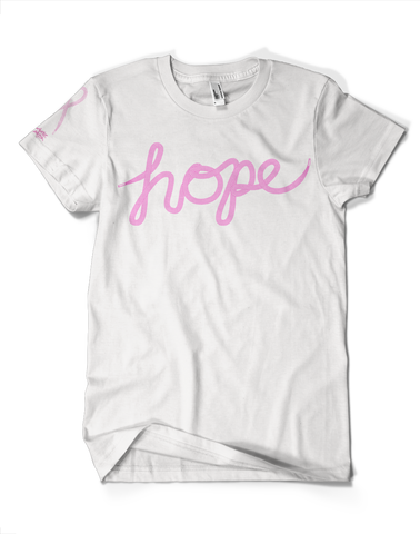 Hope - Breast Cancer Awareness - Womens