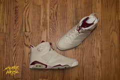 Air Jordan Maroon 6