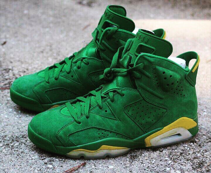 Air Jordan 6's ( Seattle 6's )