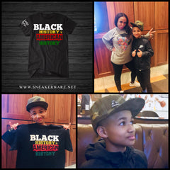 Black History Month (T-Shirt)
