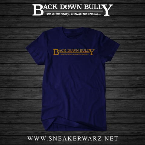 Backdown Bully / knick