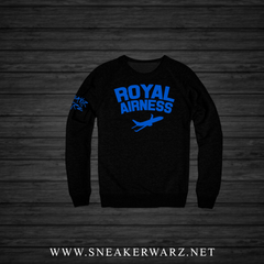 Royal Airness (Crewneck)