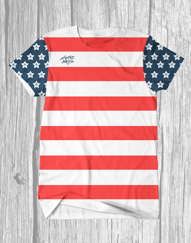 Flag / All Over Print