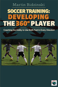 Soccer Training: Developing the 360° Player BOOK