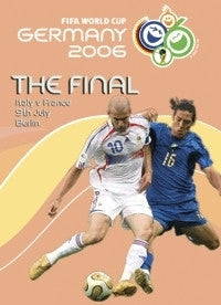 FIFA World Cup 2006 Final Match Soccer DVD